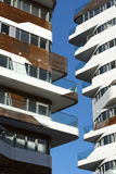 Modern residential buildings in Milan Stock Images