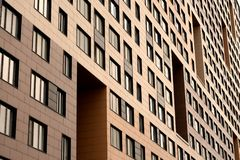 Modern residential complex. Stock Photo