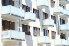 Modern residential house Stock Image