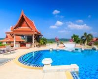Modern resort Royalty Free Stock Photos