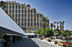 A modern resort at Eilat city Stock Photography