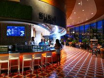 Modern Restaurant Sushi Station At Therme Bucharest Romania Editorial Stock Image Image Of Food Chair 152961034 Basilica of our lady of perpetual help. modern restaurant sushi station at