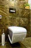 Modern restroom in the hotel Royalty Free Stock Images