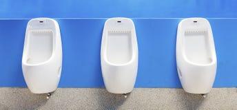 Modern restroom interior Royalty Free Stock Photos