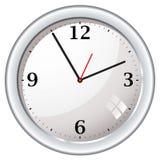 Modern retro wall clock Royalty Free Stock Photography
