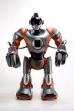 modern robot royaltyfri illustrationer