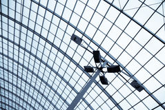 Modern roof Royalty Free Stock Photos