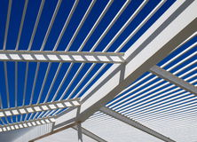 Modern roof architecture Royalty Free Stock Photography