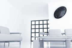 Modern room Stock Images