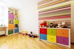 Modern room for child Stock Photography