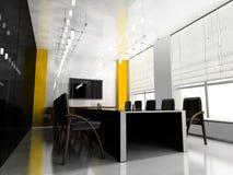 Modern room for meetings Stock Photo