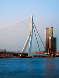 Modern Rotterdam Royalty Free Stock Photography