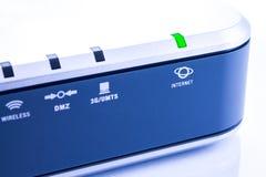 Modern router Royaltyfri Bild