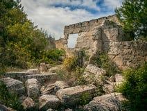 Modern ruins Stock Photo
