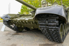 Modern russian armored vehicles. Royalty Free Stock Image