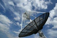 Modern Russian radar royalty free stock photography