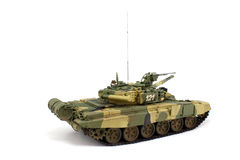 Modern Russian tank T-90A Stock Photo