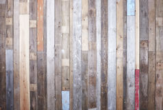 Modern rustic wall Stock Photography