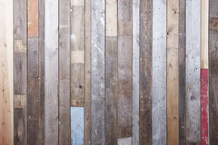 Modern rustic wall Royalty Free Stock Photo