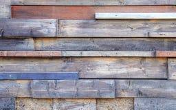 Modern rustic wall Stock Image