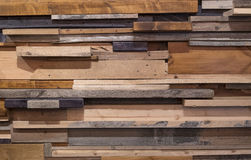 Modern rustic wall Stock Photos