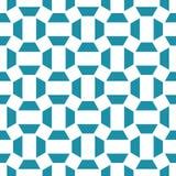 Modern sömlös färgrik geometrimodell för vektor, färgabstrakt begrepp Arkivbild