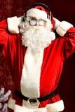 Modern santa Stock Image