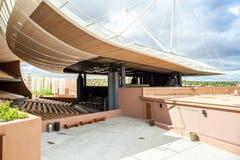 Modern The Santa Fe Opera, New Mexico Stock Photo