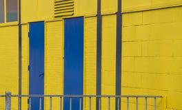 Modern school. In Utrecht, The Netherlands Royalty Free Stock Photo
