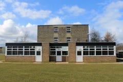 Modern school building Stock Photos