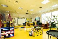 Modern School Classroom Stock Photography