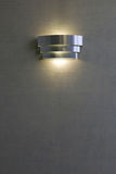 Modern Sconce Light Fixture Royalty Free Stock Images