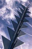 Modern Sculpture Stock Photography