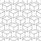 Modern Seamless  Geometric Pattern Dot With Stock Images