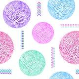 Modern seamless pattern Royalty Free Stock Photography
