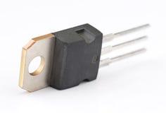 Modern semiconductor transistors Royalty Free Stock Image