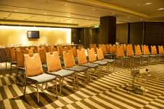 Modern Seminar Room Royalty Free Stock Images