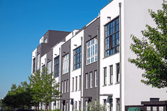 Free Modern Serial Housing In Berlin Stock Photo - 50690030