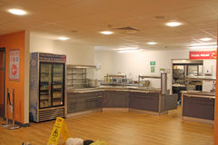 Modern Servery Stock Images