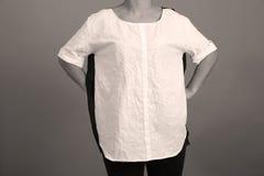 Modern shirt Royalty Free Stock Image