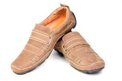 Modern shoe stock photos