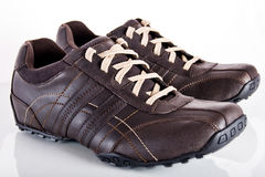 Modern shoes Royalty Free Stock Images