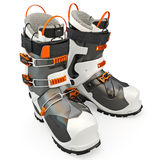 Modern shoes Royalty Free Stock Image
