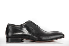Modern shoes on the white background Stock Image
