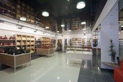 Modern shop Stock Photos