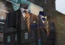 Modern shop-window Stock Image