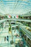 Modern shoping mall, Lisbon, Portugal Royalty Free Stock Photos
