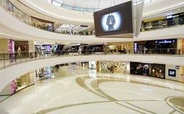 modern shopping för galleria royaltyfria foton