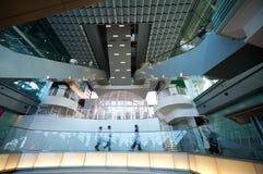 Modern shopping mall Stock Photos