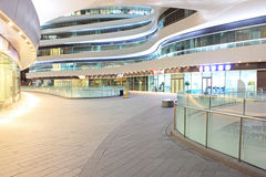 The modern shopping malls Stock Photography